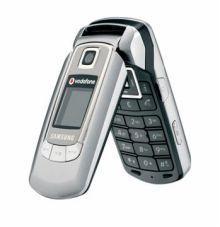 Quite el bloqueo de sim con el código del teléfono Samsung ZV50V