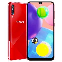 Quite el bloqueo de sim con el código del teléfono Samsung Galaxy A70s