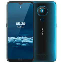 Quite el bloqueo de sim con el código del teléfono Nokia 5.3