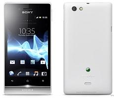 Quite el bloqueo de sim con el código del teléfono Sony-Ericsson Xperia Miro