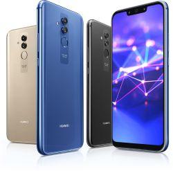 Quite el bloqueo de sim con el código del teléfono Huawei Mate 20