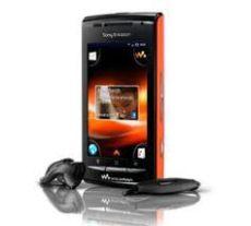Quite el bloqueo de sim con el código del teléfono Sony-Ericsson W8 Walkman