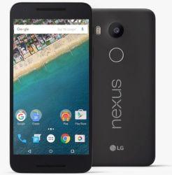 Quite el bloqueo de sim con el código del teléfono LG Nexus 5X