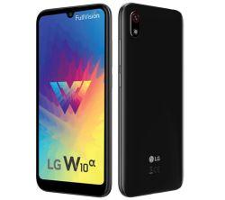 Quite el bloqueo de sim con el código del teléfono LG W10 Alpha