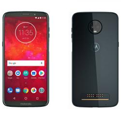 Quite el bloqueo de sim con el código del teléfono Motorola Moto Z3 Play