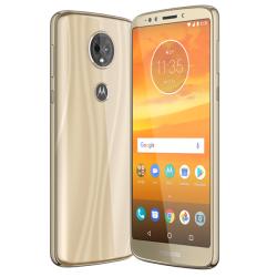 Quite el bloqueo de sim con el código del teléfono Motorola Moto E5