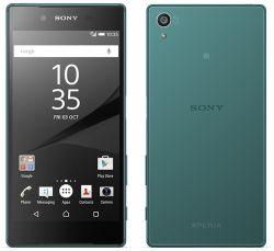 Quite el bloqueo de sim con el código del teléfono Sony Xperia Z5