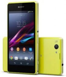 Quite el bloqueo de sim con el código del teléfono Sony Xperia Z5 Compact
