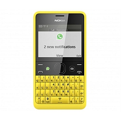 Quite el bloqueo de sim con el código del teléfono Nokia Asha 210