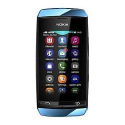 Quite el bloqueo de sim con el código del teléfono Nokia Asha 305