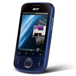 Quite el bloqueo de sim con el código del teléfono Acer beTouch E110