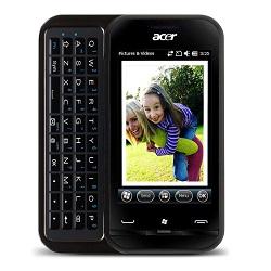 Quite el bloqueo de sim con el código del teléfono Acer neoTouch P300