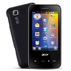 Quite el bloqueo de sim con el código del teléfono Acer neoTouch P400