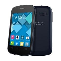 Quite el bloqueo de sim con el código del teléfono Alcatel One Touch Pop C1
