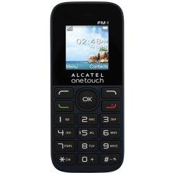Quite el bloqueo de sim con el código del teléfono Alcatel OT-1013X