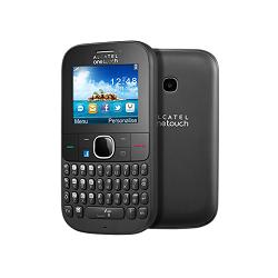 Quite el bloqueo de sim con el código del teléfono Alcatel OT-3074M