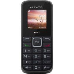 Quite el bloqueo de sim con el código del teléfono Alcatel OT 1009A