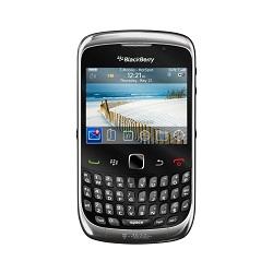 Quite el bloqueo de sim con el código del teléfono Blackberry Curve 3G