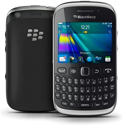 Quite el bloqueo de sim con el código del teléfono Blackberry Curve 9320