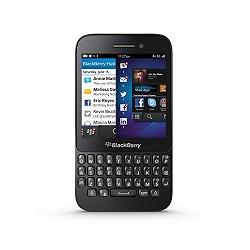 Quite el bloqueo de sim con el código del teléfono Blackberry Q5