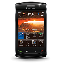 Quite el bloqueo de sim con el código del teléfono Blackberry Storm 2
