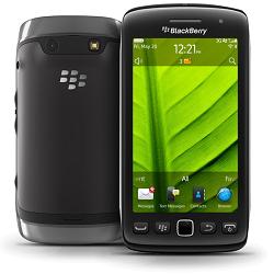 Quite el bloqueo de sim con el código del teléfono Blackberry 9850 Torch