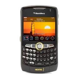 Quite el bloqueo de sim con el código del teléfono Blackberry 8350i Curve