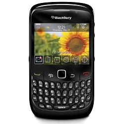 Quite el bloqueo de sim con el código del teléfono Blackberry 8520 Curve