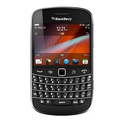 Quite el bloqueo de sim con el código del teléfono Blackberry 9900 Bold Touch