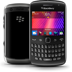 Quite el bloqueo de sim con el código del teléfono Blackberry 9350 Curve