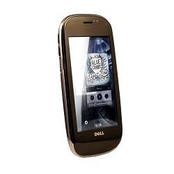 Quite el bloqueo de sim con el código del teléfono Dell Mini 3