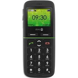 Quite el bloqueo de sim con el código del teléfono Doro 345