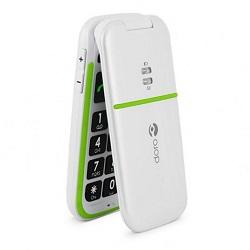 Quite el bloqueo de sim con el código del teléfono Doro 410