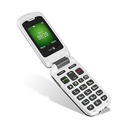 Quite el bloqueo de sim con el código del teléfono Doro 605