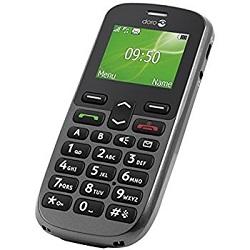 Quite el bloqueo de sim con el código del teléfono Doro PhoneEasy
