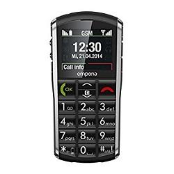 Quite el bloqueo de sim con el código del teléfono Emporia Pure V25