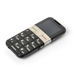 Quite el bloqueo de sim con el código del teléfono Emporia V35