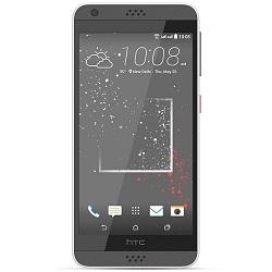 Quite el bloqueo de sim con el código del teléfono HTC Desire 630
