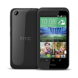 Quite el bloqueo de sim con el código del teléfono HTC Desire 320