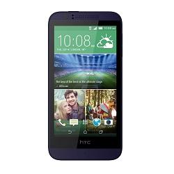 Quite el bloqueo de sim con el código del teléfono HTC Desire 510