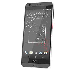 Quite el bloqueo de sim con el código del teléfono HTC Desire 530