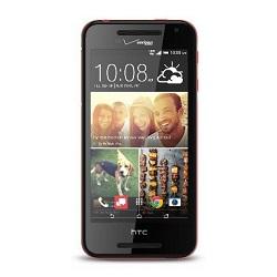 Quite el bloqueo de sim con el código del teléfono HTC Desire 612