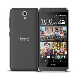 Quite el bloqueo de sim con el código del teléfono HTC Desire 620
