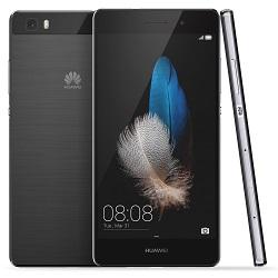 Quite el bloqueo de sim con el código del teléfono Huawei P8 Lite