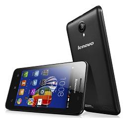 Quite el bloqueo de sim con el código del teléfono Lenovo A319