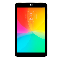 Quite el bloqueo de sim con el código del teléfono LG G Pad 8.0 V490