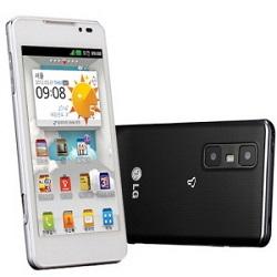 Quite el bloqueo de sim con el código del teléfono LG Optimus 3D Cube SU870