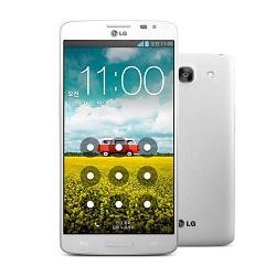 Quite el bloqueo de sim con el código del teléfono LG GX