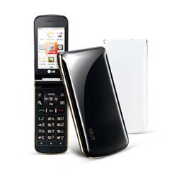 Quite el bloqueo de sim con el código del teléfono LG LV8500