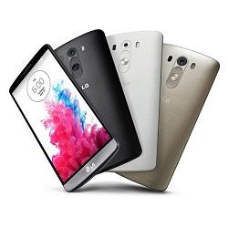 Quite el bloqueo de sim con el código del teléfono LG G3 LTE A